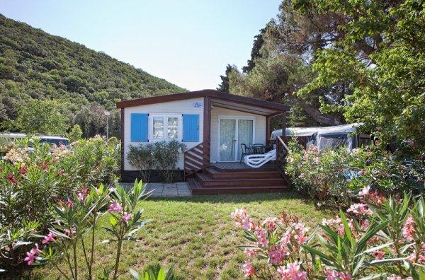Residence Camping Oliva*** - Rabac / Kroatien