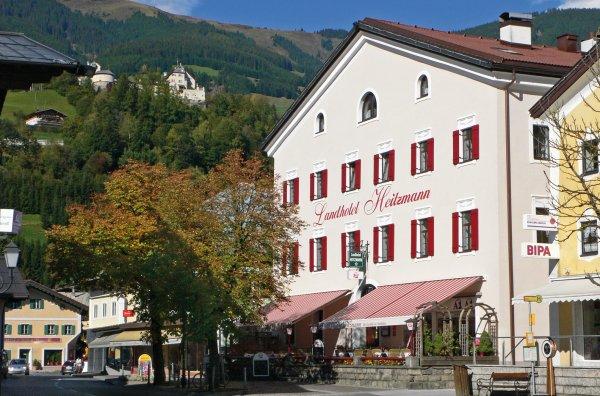 Österreich - Hohe Tauern - Hotel Heitzmann***s