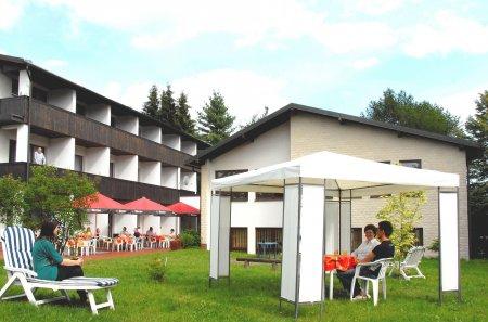 Hotel & Restaurant im Kräutergarten - Cursdorf / Thüringen