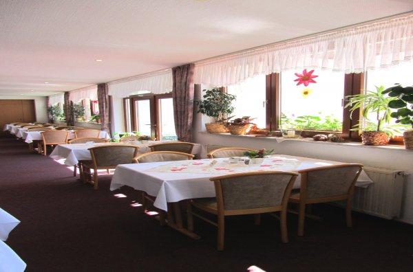 Hotel & Restaurant im Kräutergarten*** - Cursdorf / Thüringen