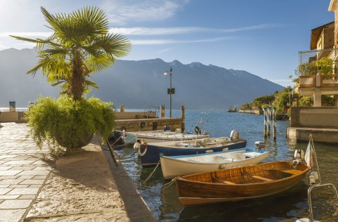 Hotel Sole*** - San Zeno di Montagna / Gardasee