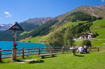 Mountain Lake Hotel Vernagt****– Schnals / Südtirol