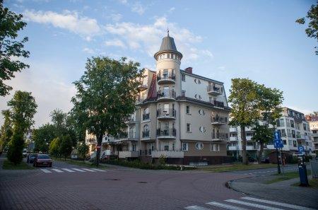 Villa Jupiter - Swinemünde / Polnische Ostsee