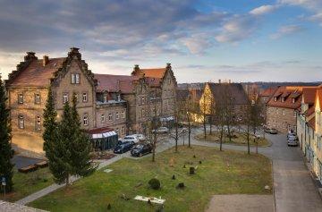 Hotel Schloss Nebra*** - Unstrut / Sachsen-Anhalt
