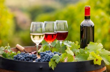 Weinrundreise durch Italien