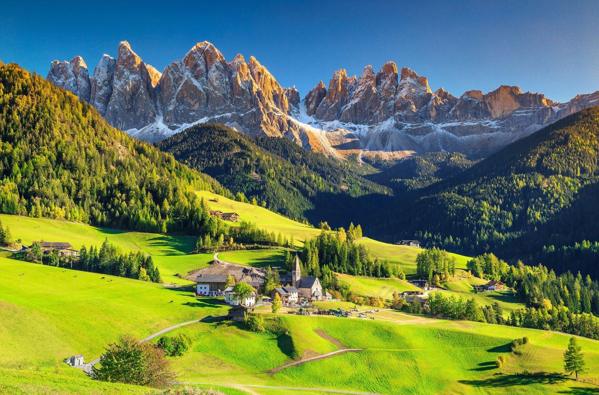 Kulinarische Reise durch Südtirol