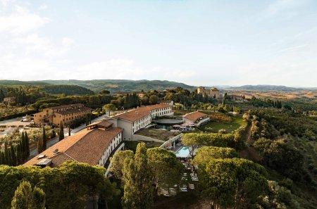 Il Castelfalfi***** - Montaione / Toskana