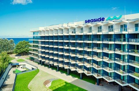 Seaside Park Hotel**** - Kolobrzeg (Kolberg) / Ostsee