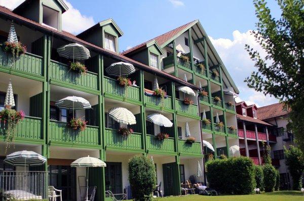 Appartementhaus Sonnleiten-Rupert*** - Bad Griesbach / Bäderdreieck