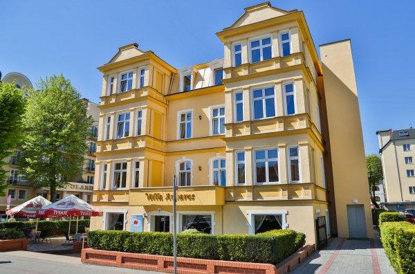 Villa Antares - Swinemünde / Ostsee
