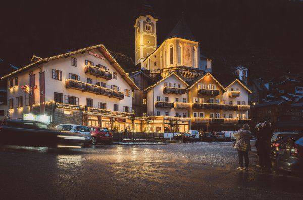Dein Haus am See – Heritage.Hotel Hallstatt**** /Salzkammergut/Oberösterreich