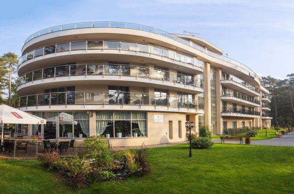 Hotel Grand Kapitan MEDI SPA**** - Henkenhagen / Polnische Ostsee