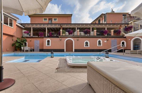 Hotel Monterosa**** - Chiavari / Ligurien