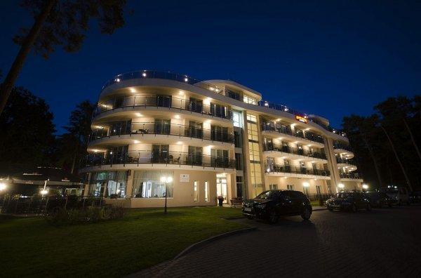 Hotel Grand Kapitan MEDI SPA**** - Henkenhagen / Ostsee