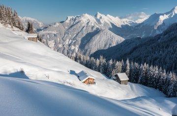 Magdalena Hütte - Zillertal / Tirol