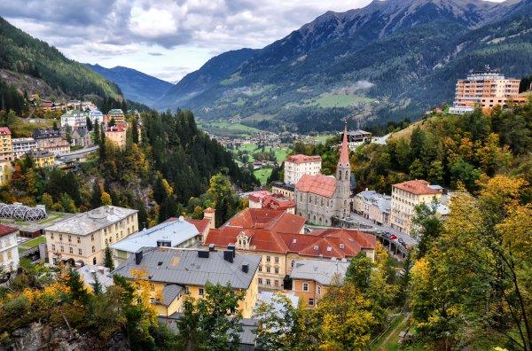 Selina Bad Gastein / Salzburg
