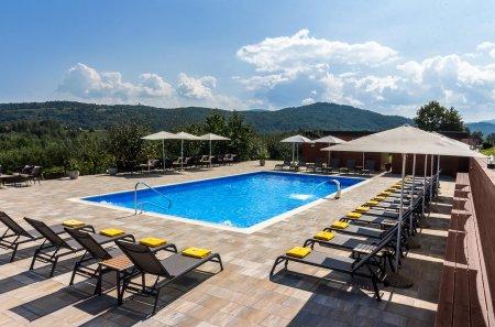 Hotel Degenija**** / Selište Drežničko in Kroatien