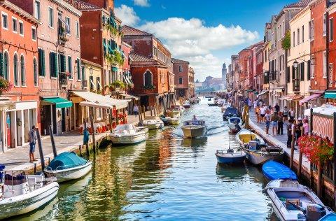 Musikfestival Jesolo/Venedig