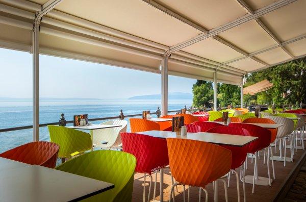 Hotel Istra*** / Opatija / Kroatien