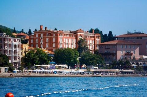 Heritage Hotel Imperial**** / Opatija / Kroatien