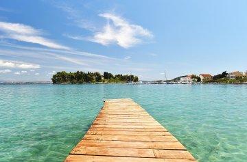 Vile Dalmacija Beach Resort**** - Preko, Ugljan / Kroatien
