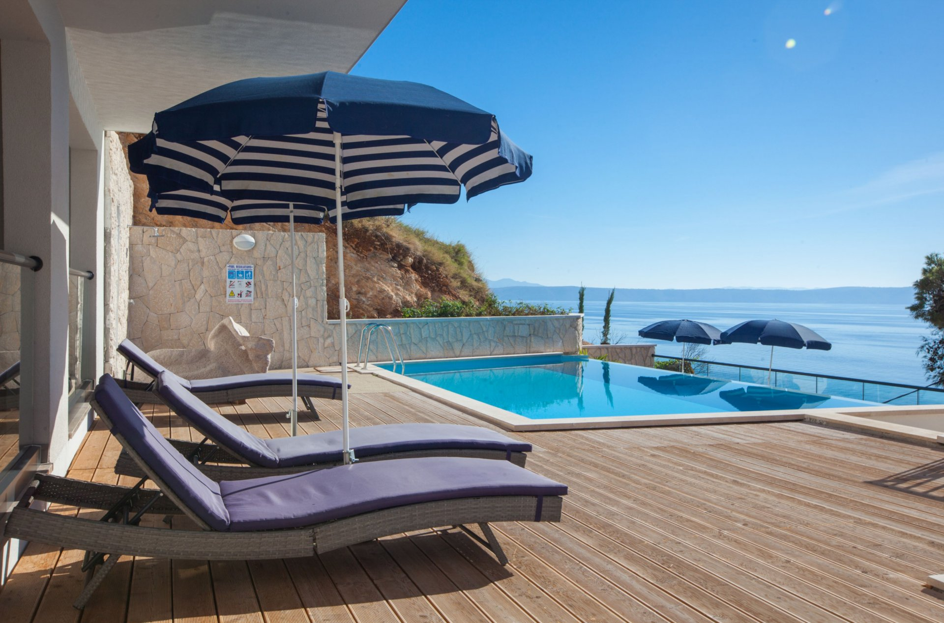 Meine Villa Cascada - Podgora / Makarska Riviera