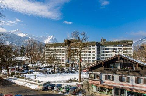 Mercure Hotel Garmisch Partenkirchen **** - Garmisch Partenkirchen / Bayern