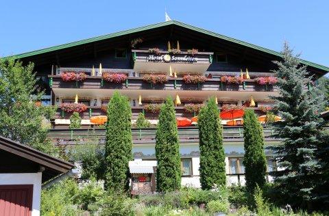 Appartementhaus Sonnleiten-Rupert*** - Bad Griesbach / Bayern
