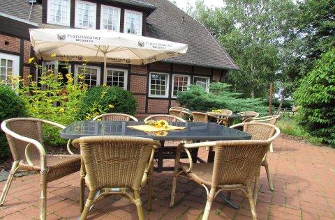 CAREA Ferien- und Reitsport Hotel Brunnenhof - Suhlendorf / Lüneburger Heide