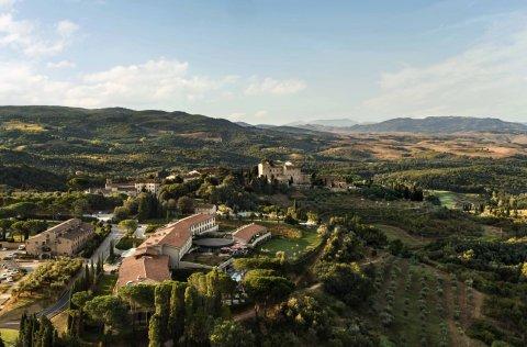 Toscana Resort Castelfalfi ***** - Montaione, Florenz / Italien