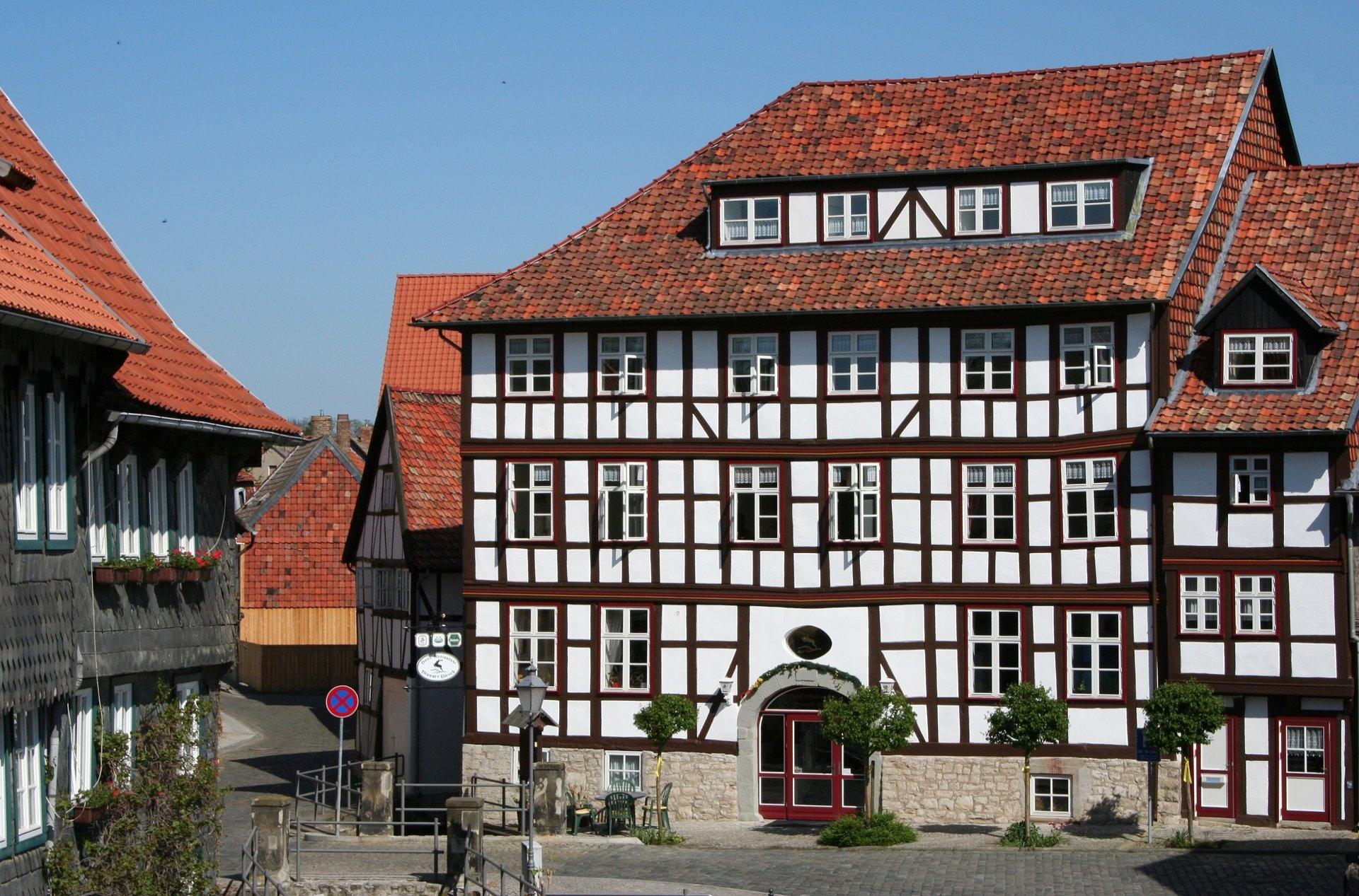 Hotel Brauner Hirsch*** - Osterwieck / Harz