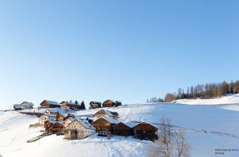 Skisafari in den Dolomiten - Südtirol / Italien